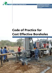 Code of Practice for Cost Effective Boreholes