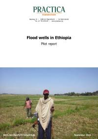 Flood wells in Ethiopia – Pilot Report