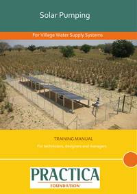 Solar Pumping for Village Water Supply Systems